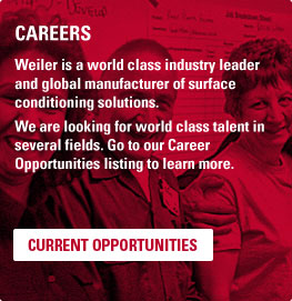 Weiler Careers - We are looking for world class talent